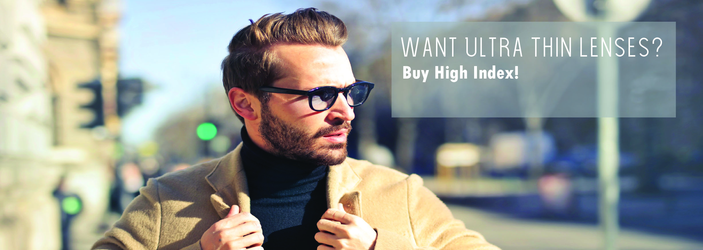21d5c43b488 ... sure to evaluate them alongside the advantages that high index lenses  offer. Below are ten of the most compelling reasons why you should invest in  high ...